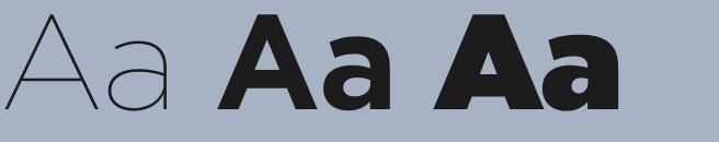 Gotham typeface